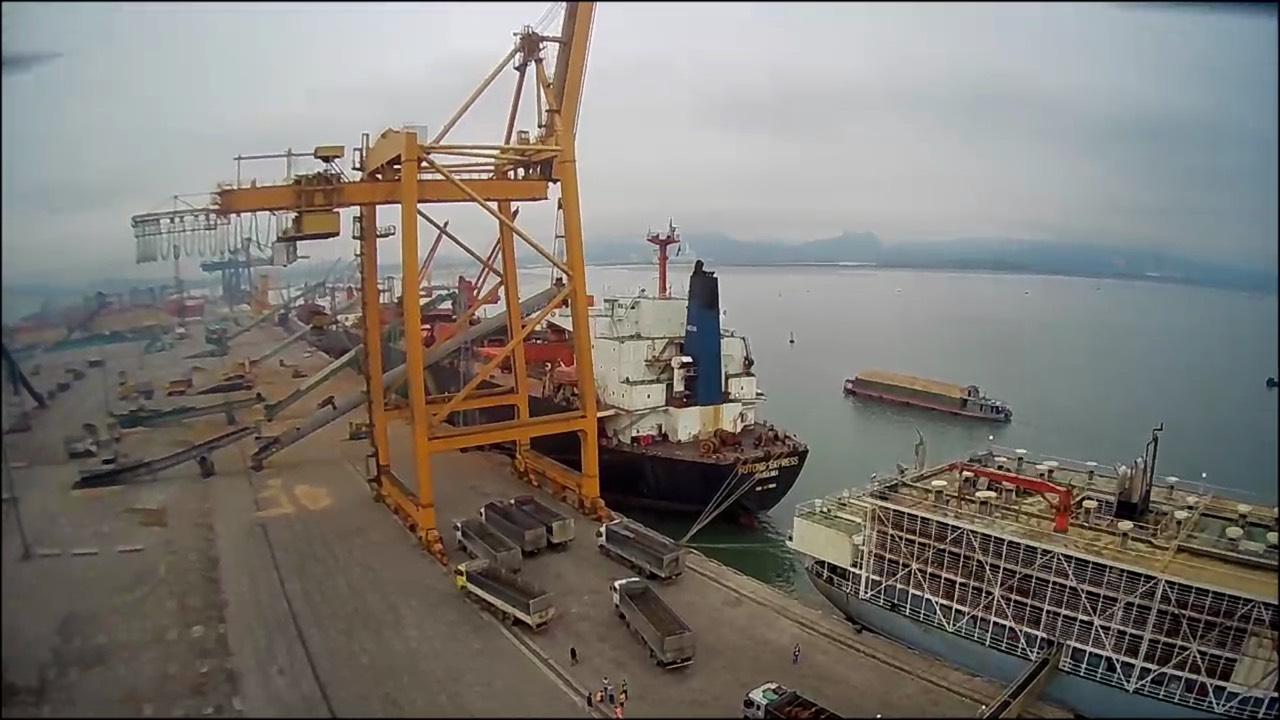Tổng Hợp Tầu Nông Sản cảng Cái Lân Tháng 03.2020