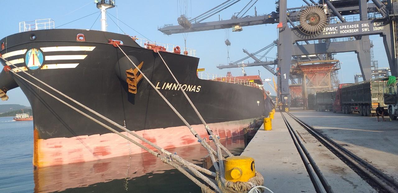Tổng Hợp Tầu Nông Sản cảng Cái Lân Tháng 05.2020