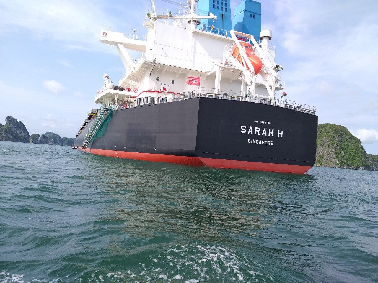 Tổng Hợp Tầu Nông Sản cảng Cái Lân Tháng 09.2020