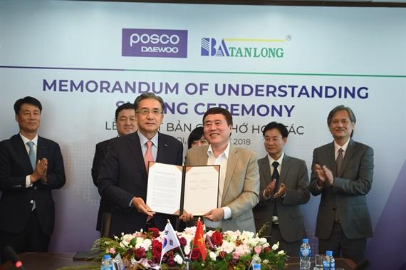 Tân Long Group và Posco Deawoo 'bắt tay' hợp tác mảng nông nghiệp