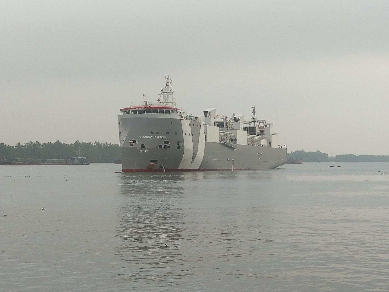 Chiến Dịch Vận Chuyển Bò Úc Cảng Hoàng Diệu - Cảng Cá HP